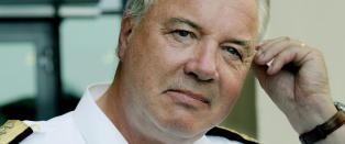 Admiral:  TROR IKKE SVENSKENE  FANGER UB�TEN
