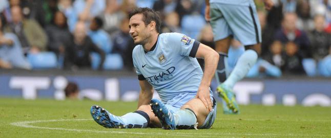 Skadd Lampard ikke med mot CSKA