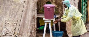 FN-ansatt d�de av ebola