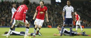 Reddet United fra bortesmell