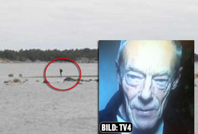�Mystisk mann� var hobbyfisker