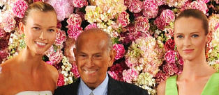 Motelegenden Oscar de la Renta er d�d