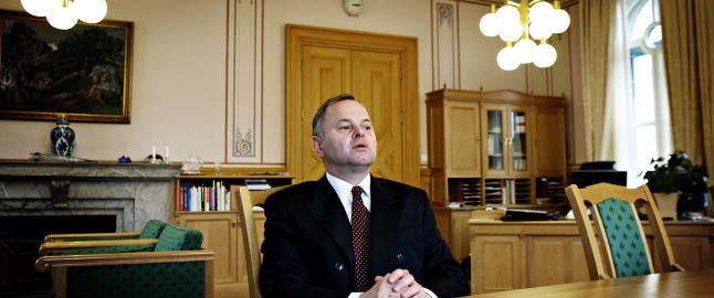 Stortinget avlyser nytt�rsball etter sterke reaksjoner