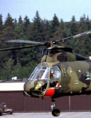 Sveriges ub�tjakt-helikoptre har blitt solgt eller st�r p� museum