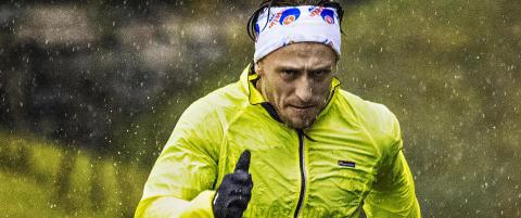 New York Marathon kan bli Christians (32) st�rste seier - eller det siste han gj�r