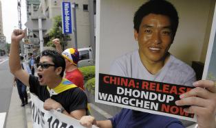 Tibetansk video�aktivist prises i Oslo