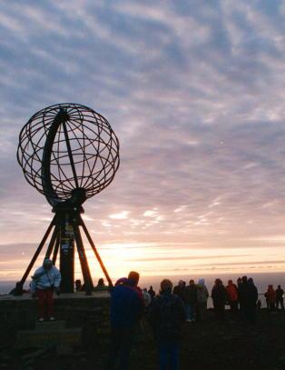 Nord-Norge er et av verdens  beste reisem�l, skriver Lonelt Planet