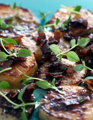 Den var popul�r i Norge helt til den ble danket ut av poteten