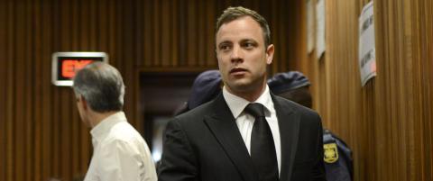 - Pistorius kan slippe ut av fengsel allerede om ti måneder