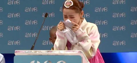 Yeonmi (21) s� venninnens mor bli henrettet