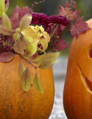 Dette m� du vite om halloween og gresskar