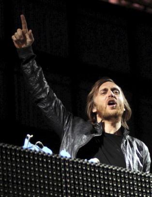 David Guetta vil v�re f�rste DJ til � spille i verdensrommet