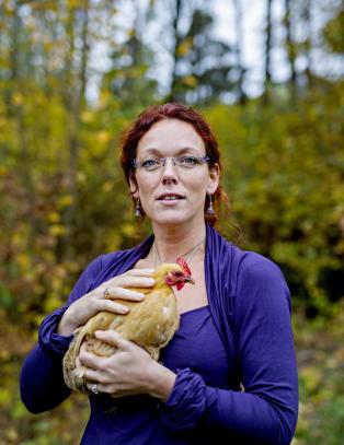 �Farmen�-Hilde tror hun vet n�r og hvordan hun skal d�