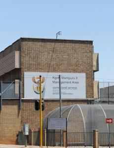 I dette fengselet sitter gjenglederen �Generalen� og venter p� Pistorius