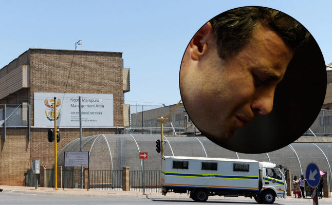 I dette fengselet sitter gjenglederen �Generalen� og venter p� Pistorius: - Lover ham et helvete