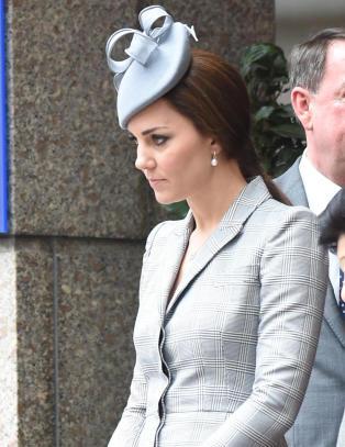 Kate trosset kvalmen