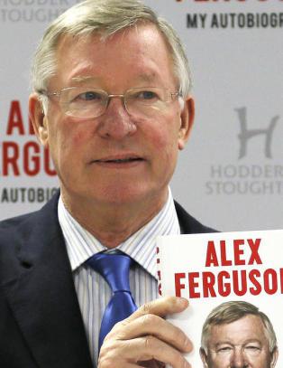 Ferguson m�tte skrive om selvbiografien etter Moyes-fiaskoen
