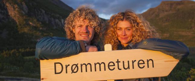 Cecilie Skog f�r kritikk for � tillate sponsorprodukter i NRKs �Dr�mmeturen�