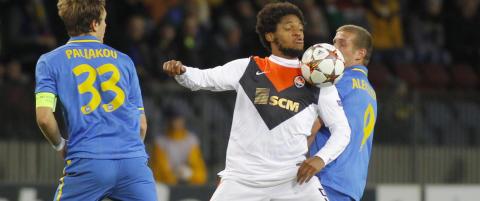 Historiske Luiz Adriano scoret fire m�l i 7-0-seier