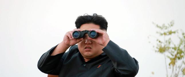 Diktator-Kim l�slater amerikaner fra fengsel, og bjeffer mot s�r