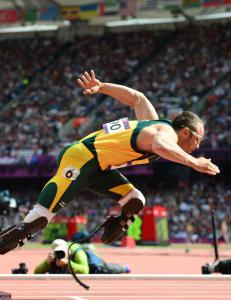 - Pistorius f�r ikke lov � konkurrere p� fem �r