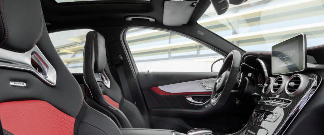 Mercedes-flaggskipet som overg�r BMW