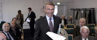 Erik Must takket nei til 500 millioner kroner