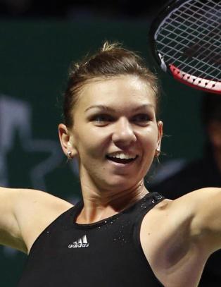 Simona Halep ydmyket verdens beste tenisspiller