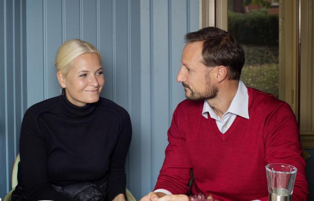 Stort intervju: - Tusen takk, Haakon, men det stemmer ikke helt