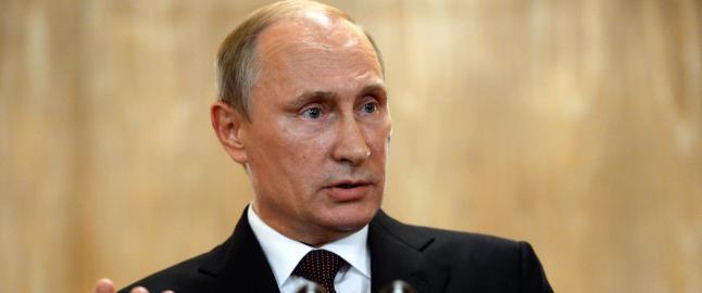 Putins gass-v�pen er mindre farlig enn fryktet