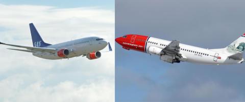 Dyrest ved sju av �tte flyreiser