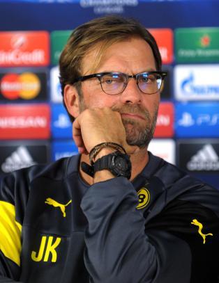 Dortmund freder Klopp etter elendig start p� sesongen