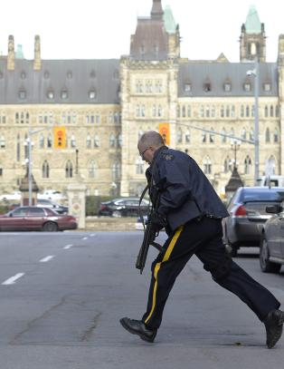 Ottawa under angrep