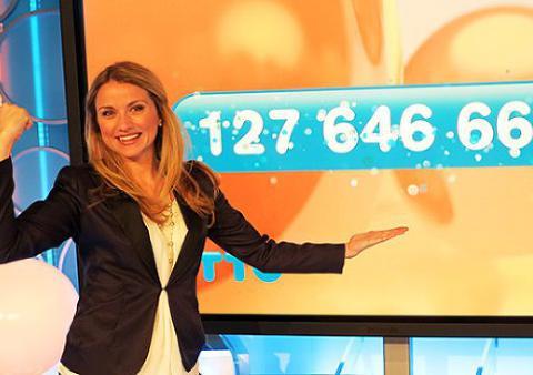 Norsk kvinne vant 127 millioner - leverte fem minutter f�r fristen