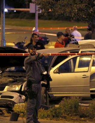 Spedbarn drept i Jerusalem-terror. Israel mener Hamas-medlem st�r bak