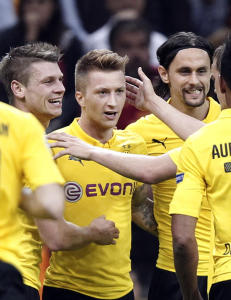 Presset Dortmund slo grusomt tilbake