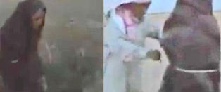 IS offentliggj�r video av  kvinne som angivelig blir steinet ihjel av sin egen far