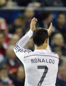 Ronaldo senket Liverpool til st�ende Anfield-applaus