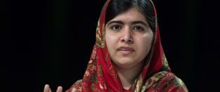 I dag var Malala i Canada for � bli �resborger - samtidig ble landet hovedstad angrepet