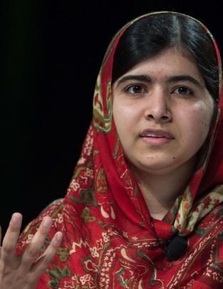 I dag var Malala i Canada for � bli �resborger - samtidig ble landets hovedstad angrepet