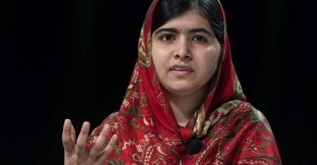 I g�r var Malala i Canada for � bli �resborger - samtidig ble landets hovedstad angrepet
