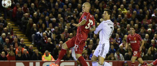 Dette Ronaldo-m�let er ren fotballkunst