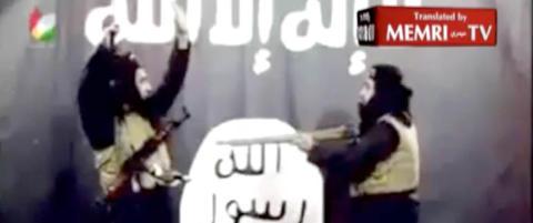 Kurdere gj�r narr av IS i musikkvideo