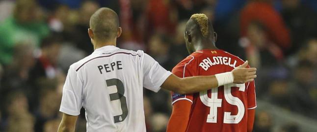 Balotelli-gesten som oppr�rer Liverpool-sjefen