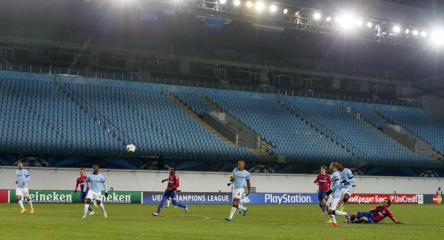 UEFA-presidenten vil erstatte rasister med kvinner og barn
