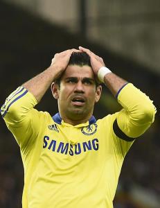 Diego Costa utskrevet fra sykehuset