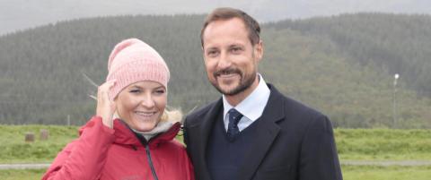 Kronprinsparets fondspenger havnet i tobakksselskap