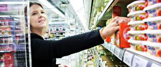 Matministeren ber om m�te med Lidl og Carrefour