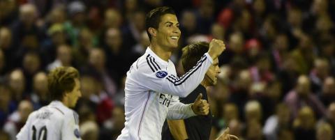 Han knuser alle rekorder. Men 15 �r gammel fryktet Ronaldo at han m�tte slutte.