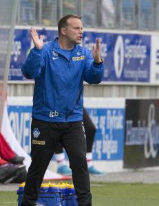 Geir Bakke presentert som ny hovedtrener i Sarpsborg